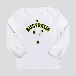 Australia Southern cross star Long Sleeve Infant T
