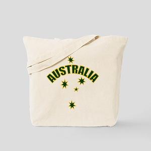 Australia Southern cross star Tote Bag