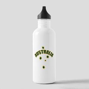 Australia Southern cross star Stainless Water Bott