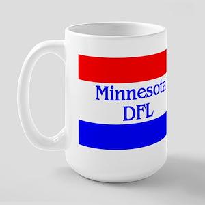 Minnesota DFL Large Mug
