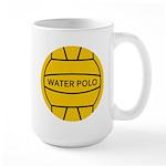 Water Polo Ball Mugs