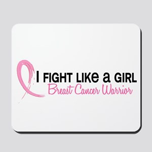Licensed Fight Like a Girl 6.2 Mousepad