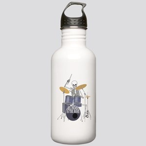 Bone Drummer Stainless Water Bottle 1.0L