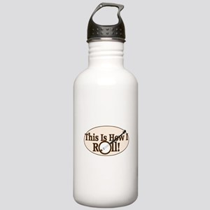 How I (Banjo) Roll! Stainless Water Bottle 1.0L