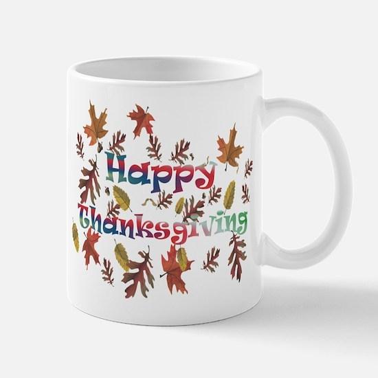 Cute Thanksgiving day Mug