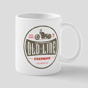 OLD LINE CUSTOMS Mug