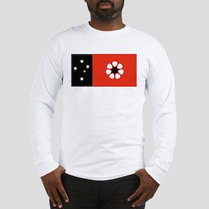 Northern Territory Flag Long Sleeve T-Shirt
