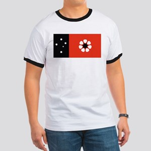 Northern Territory Flag Ringer T