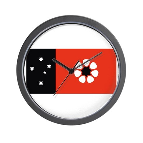 Northern Territory Flag Wall Clock
