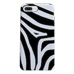 Zebra iPhone 7 Plus Tough Case
