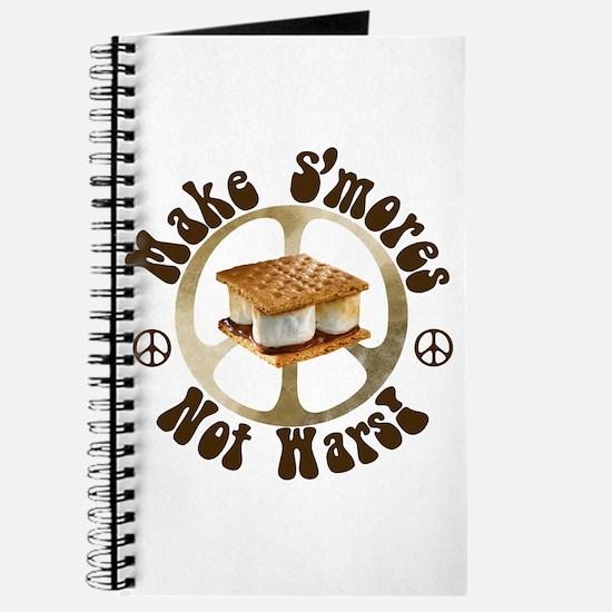 Make Smores Not Wars Journal