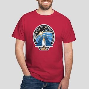 STS 115 Patch Black T-Shirt