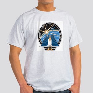 STS 115 patch Ash Grey T-Shirt
