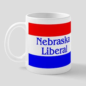 Nebraska Liberal Mug