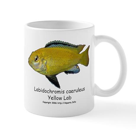 Labidochromis caeruleus Mug