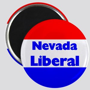 Nevada Liberal Magnet