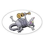 possumfront(2) Sticker