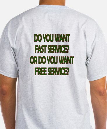 FAST OR FREE T-Shirt