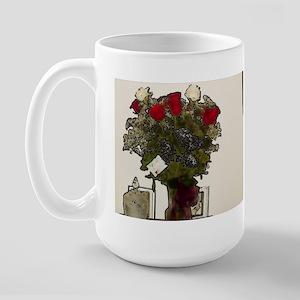 Custom Comic Stylized  Large Mug