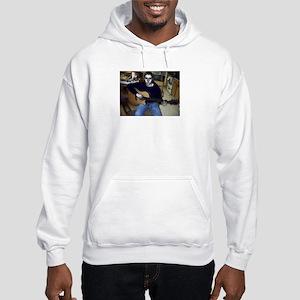 Custom Comic Stylized Hooded Sweatshirt