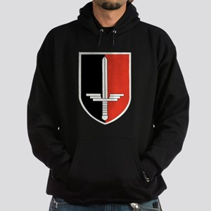 Luftwaffe Secret Project Hoodie (dark)