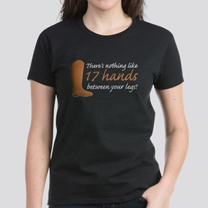 17 Hands Women's Dark T-Shirt