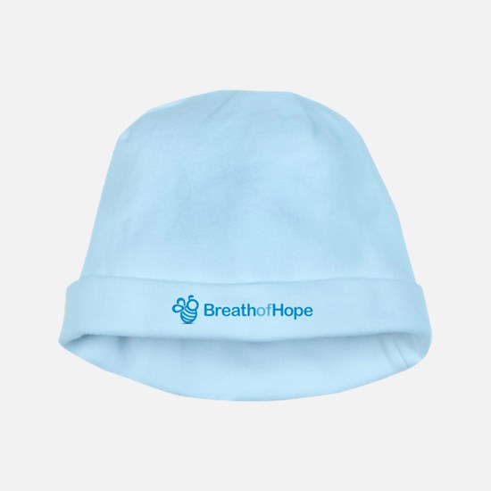 2010 Breath of Hope Logo baby hat