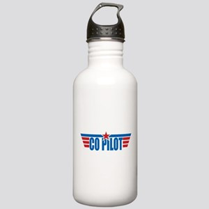Co Pilot Wings Stainless Water Bottle 1.0L