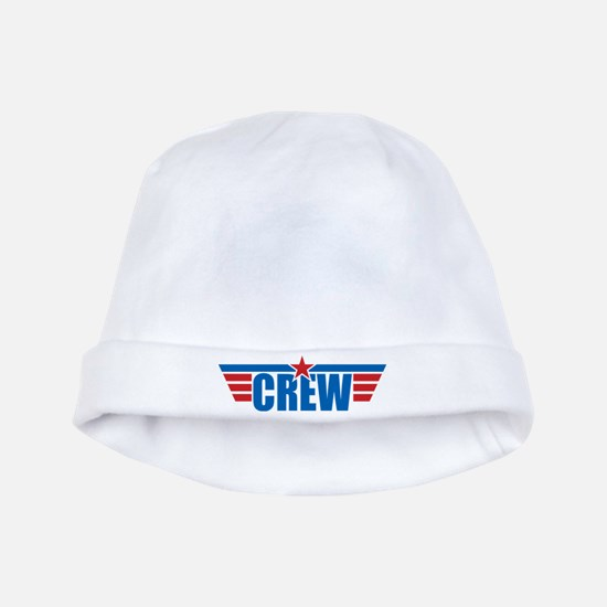 Aviation Crew Wings baby hat
