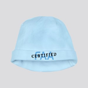 Aviation FAA Certified baby hat