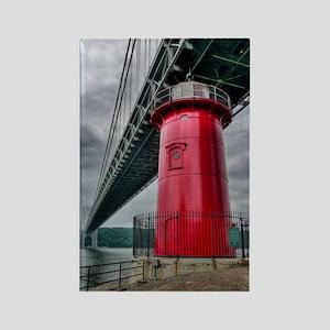 Little Red Lighthouse 'fridge Magnet