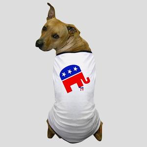 Republicans Stomp Democrats Dog T-Shirt