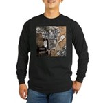 Chaos Rise Up T-Shirt Long Sleeve Dark T-Shirt