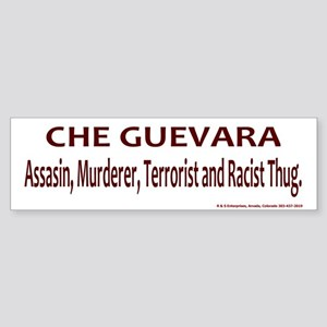 "Che Guevara, the pig in ""Bay Sticker (Bumper)"