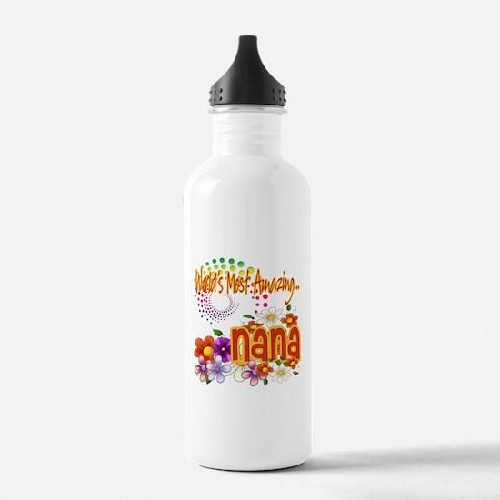 Most Amazing Nana Water Bottle