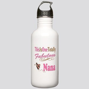 Totally Fabulous Nana Stainless Water Bottle 1.0L