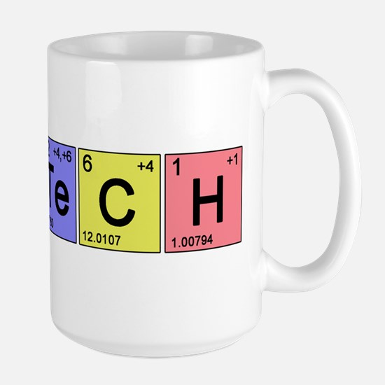 LaB TeCH Color Large Mug