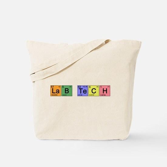 LaB TeCH Color Tote Bag