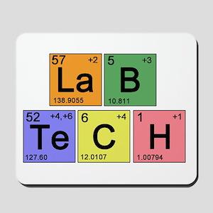 LaB TeCH Color Mousepad