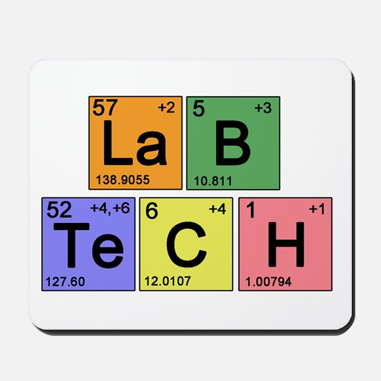 LaB TeCH Color Mousepad