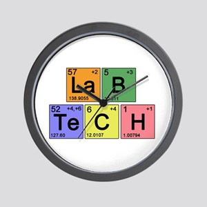 LaB TeCH Color Wall Clock