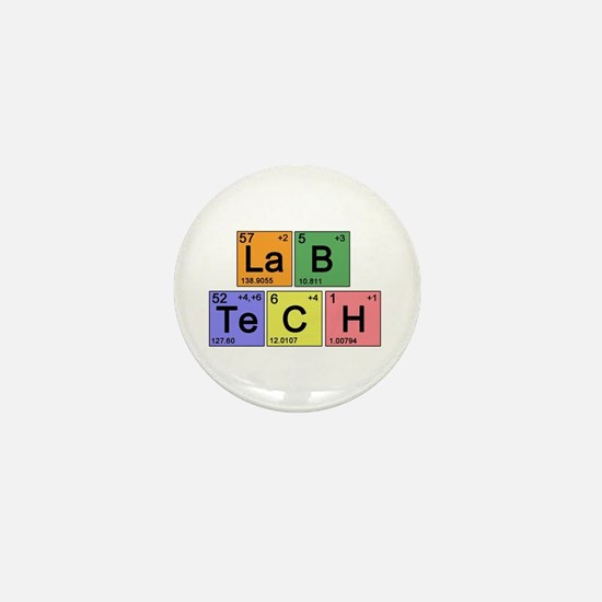 LaB TeCH Color Mini Button