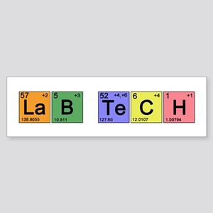 LaB TeCH Color Sticker (Bumper)