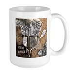 Chaos Rise Up Large Mug
