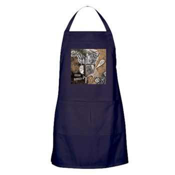 Chaos Rise Up Apron (dark)