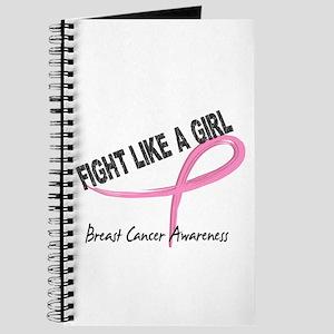 Licensed Fight Like a Girl 7.3 Journal