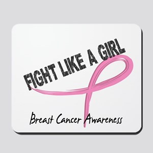 Licensed Fight Like a Girl 7.3 Mousepad