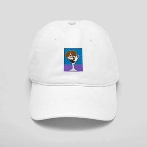 Beagle Martini Cap
