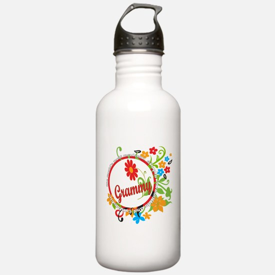 Wonderful Grammy Water Bottle