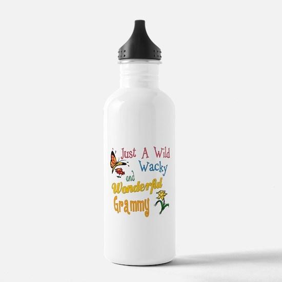 Wild Wacky Grammy Water Bottle